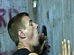 Gay hardcore gloryhole sex porn and nasty gay handjobs 13
