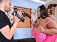 HugeTit Black BBW Cotton Candi Fucks Her Ex&039s Friend