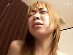 Petite blonde asian girl intercourse