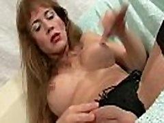 Mature Tranny Solo Sex