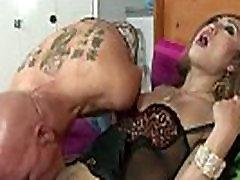 Sexy asian shemale cock sucking