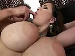 Terry Nova has big tits and gets fucked