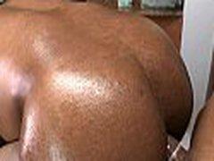 Homosexual guy massage video