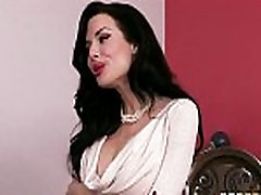 Veronica Avluv grinds her wet panties on her son&039s friend