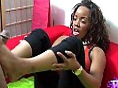 Stacie Lanes Ebony Feet
