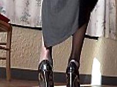 Black stocking