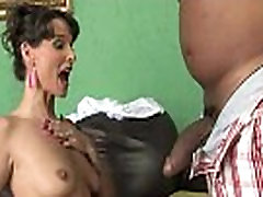 Big fat black monster cock in my moms tight pussy 33