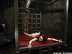 Hot pretty girl dominated in extreme spa sex relax sex