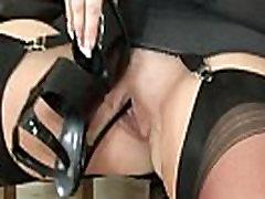 Watch mature stockings british hoe