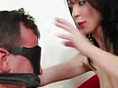 Mean femdom babes raiding ass with strapon