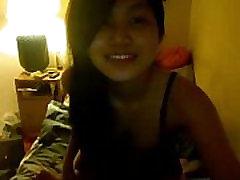 sexy asian girl fucking in your dormroom