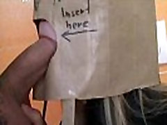 Goldie Gate - Paperbag BJ for debt !