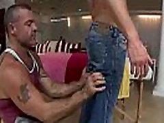 Gay Nasty Massage - RubHim Movies clip-06