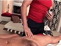Straight Boys Fucked During Massage movie-25