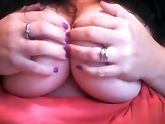 Passing a little time playing with my nipples