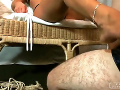 Armpits, hands, soles, a-hole worshipping with Lady Zita