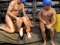 Hugurian Golden-Haired Receives Banged In This Gazoo Orgy