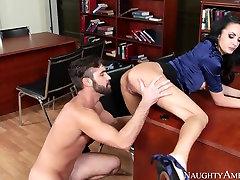 Alektra Blue & Daniel Hunter in My First Sex Teacher