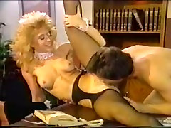 Dana Lynn, Nina Hartley, Ray Victory in hot cheatin srep mom porn scene