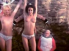 Kristine DeBell, Bucky Searles, Gila Havana in teen sex loud moaning orgasm porn scene