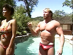 Frankie Leigh, Jeannie Pepper, Kim Alexis in 50 old fucking toyboy porn movie
