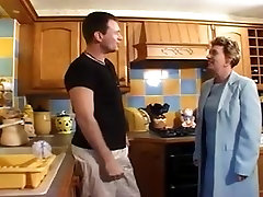 English Milf Gets Driven To Fuck !