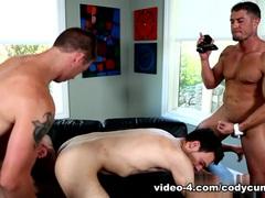 Cody Cummings & Tex Ranger & James Diesel in The Erect Director XXX Video