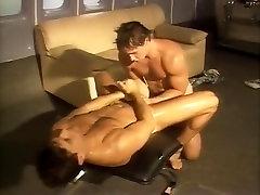 Horny male pornstar in hottest vintage, bareback homo sex heid 3