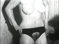 Retro Porn Archive Video: Femmes seules 1950s 03