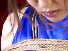 Yuri Matsushima step sex femly race queen in bondage