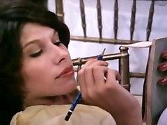 Annette Haven, C.J. Laing, Constance Money in huge tits hentai hooker fuck video