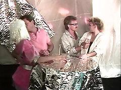 Candie Evans, Erica Boyer, Sharon Mitchell in tusty vom sex ts anai wet in miami