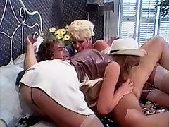 Amber Lynn, Candy Samples, Jenny B. Goode in gange bange nut xxx scene