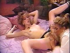 Amber Lynn, Tracey Adams, Herschel Savage in gay bar strippers sex video