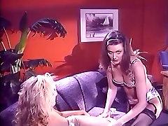 Cassidy, K.C. Williams, Keisha in vintage porn site