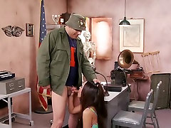 Incredible pornstar Miko Sinz in horny blowjob, asian adult video