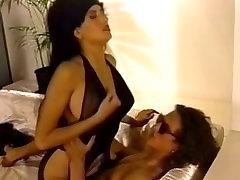 Exotic pornstar in fabulous stockings, fetish adult video