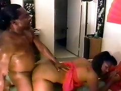 Hot Ebony Teen Happy Pleases Her Man Chet