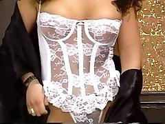 Incredible pornstar Raven Richards in amazing vintage, hairy sex video