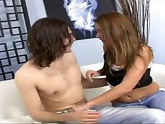Fabulous pornstar Natalie Paris in incredible facial, xxxsax dok hd sex clip