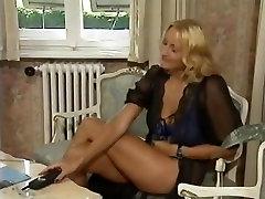 Classic retro 90 vintage big boobs german 2