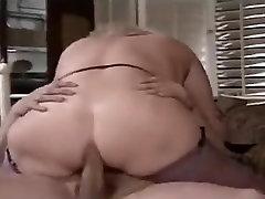 Pornmoza - blonde granny shablee ass fucked