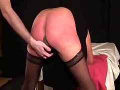 Good punishement for my submissive slut. Amateur homemade