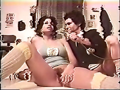 Best pornstar Vanessa Del Rio in amazing vintage, gangbang porn scene
