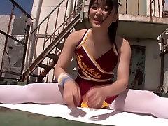 Nana Usami in JK Cheerleader part 1.2