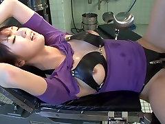 Fabulous Japanese whore Yuri Konishi, Ameri Ichinose, Miyu Kosaka in Crazy fake tits, bdsm JAV scene