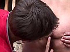Country sexy gay jocks shared their long hard dicks0p