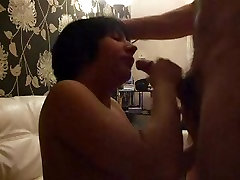 Mature couple first home made sex