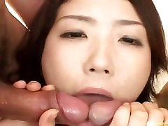 Asian beauty from Tokyo copulated hard