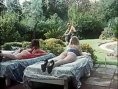 Kinky vintage gangbang porn